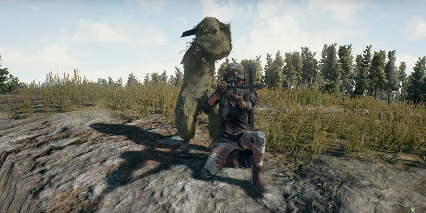 Wallpaper Playerunknown S Battlegrounds 2017 4k Games: 'PlayerUnknown's Battlegrounds' Is Coming To Xbox One This