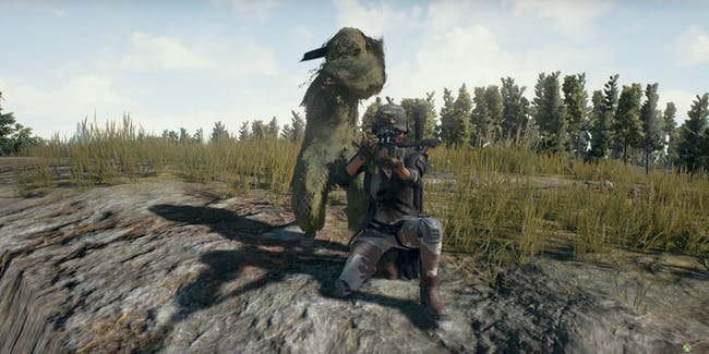 Xbox One X E3 2017 Presentation Player Unknown's Battlegrounds