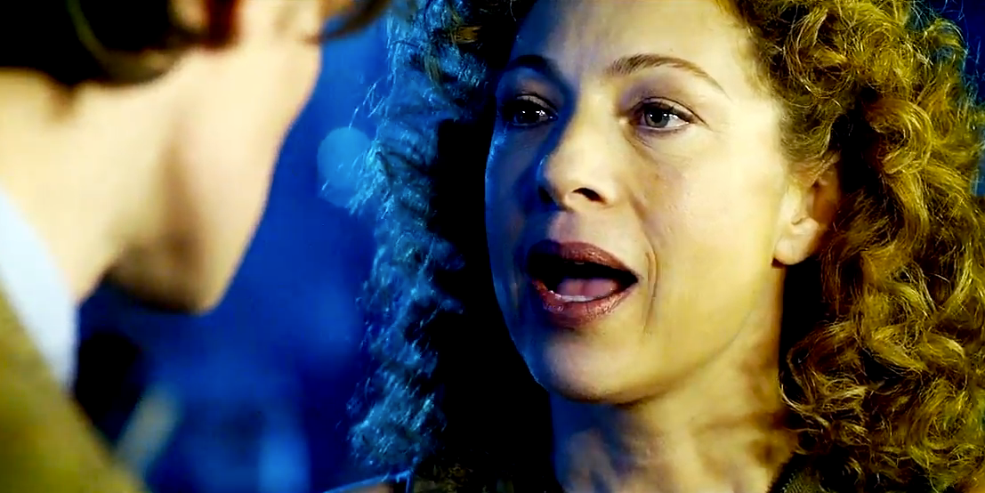 Thumbnail for A 'Doctor Who' Fan Summed Up River Song's Story in 5 Minutes