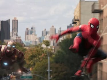 Spider-Man's New Suit Has Its Own JARVIS and Parental Controls