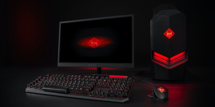 HP omen laptop gaming laptoop