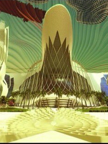 The United Arab Emirates aims to build the first inhabitable human settlement on Mar by 2117.