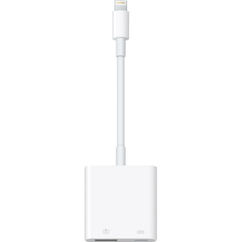apple usb lightning camera adapter