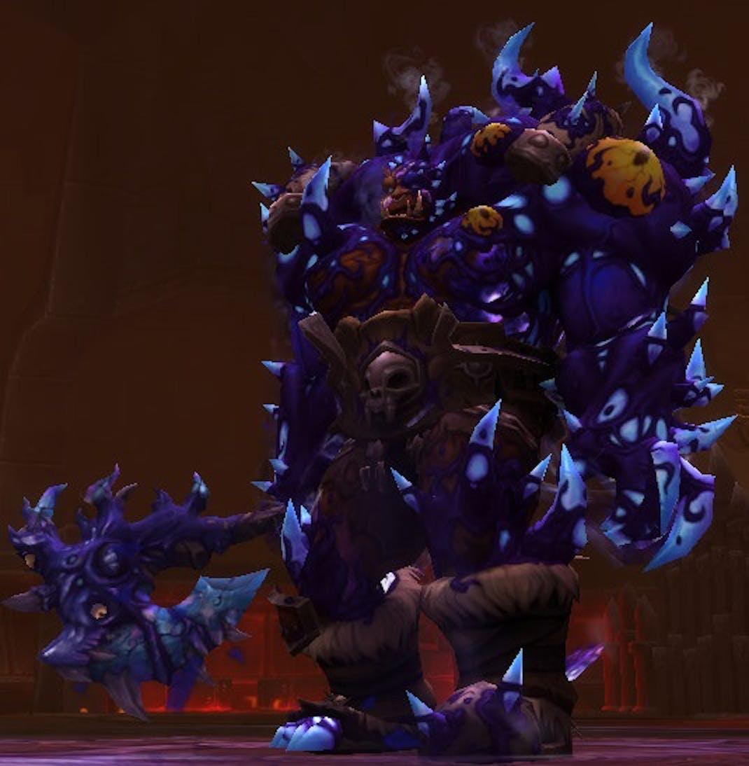 World of Warcraft Garrosh Hellscream