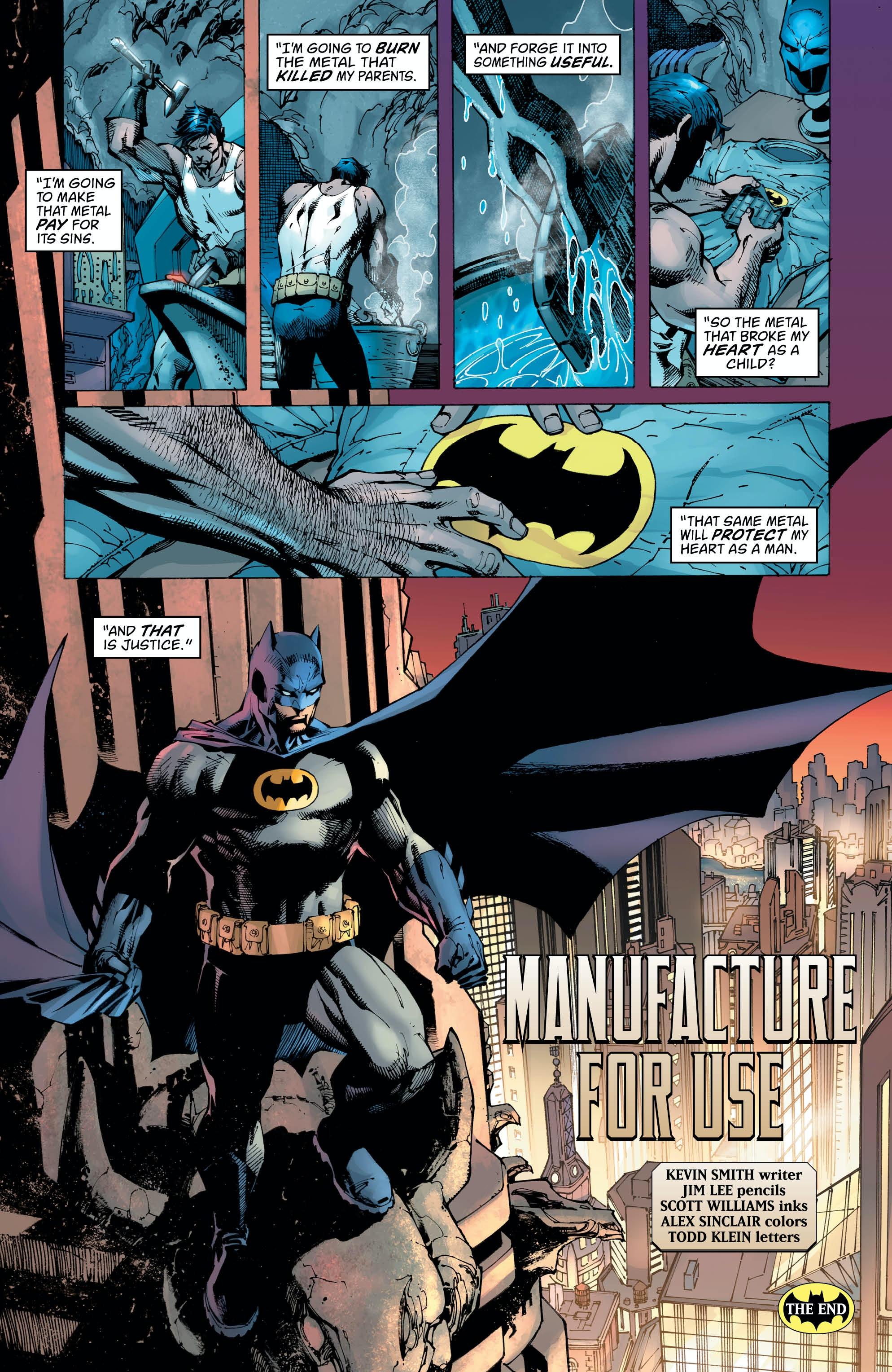 Batman Comic Book