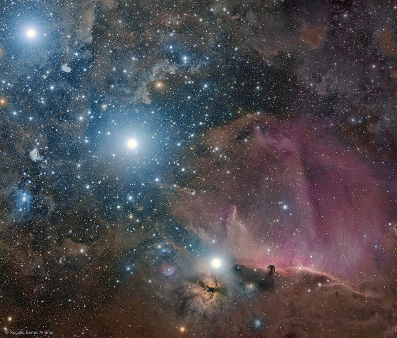 Orion NASA astronomy