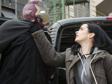 Why Jessica Jones Isn't Nearly Angry Enough With the Avengers