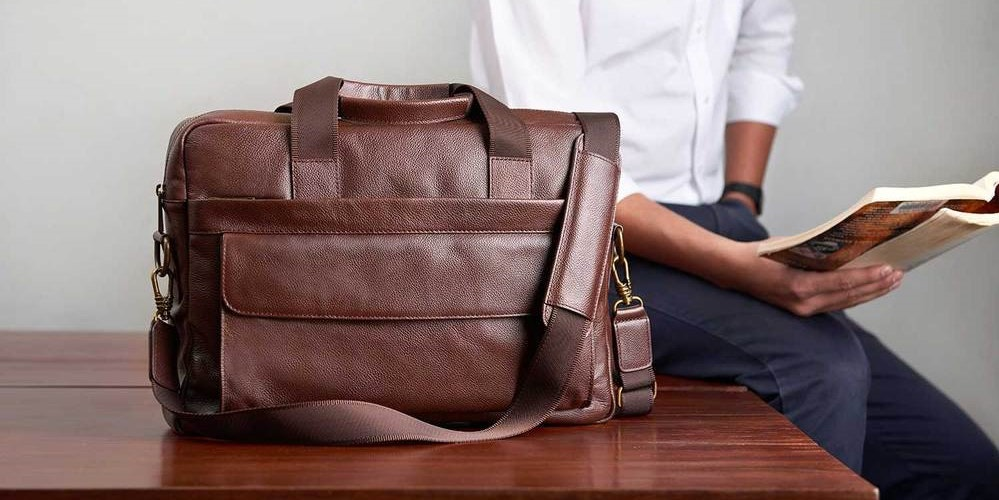 The Best Leather Messenger Bag for Most People
