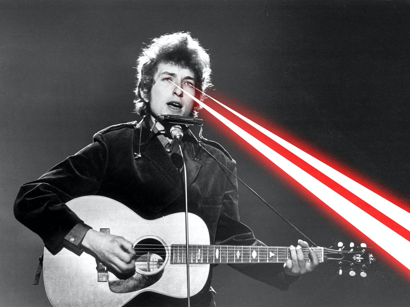 Cylons Might Have Helped Bob Dylan Win the Nobel Prize