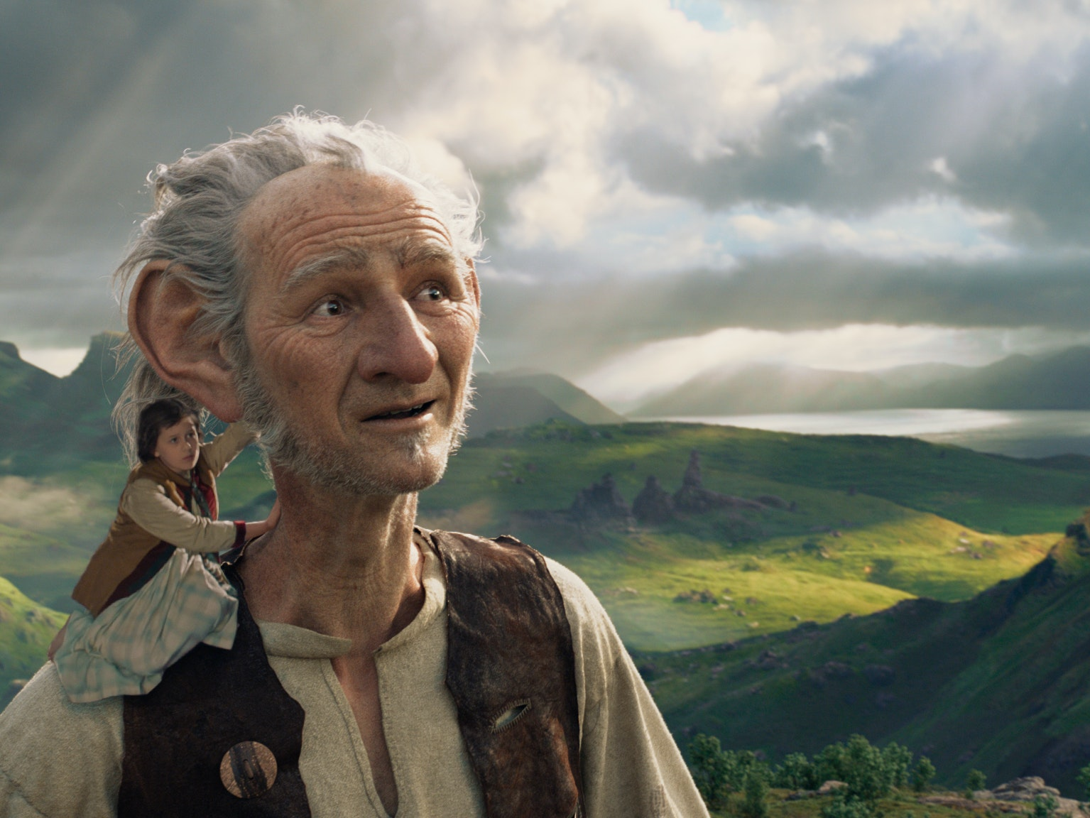 A Brief History of Giants Ahead of 'The BFG'
