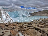 Quelccaya Glacier in Peru