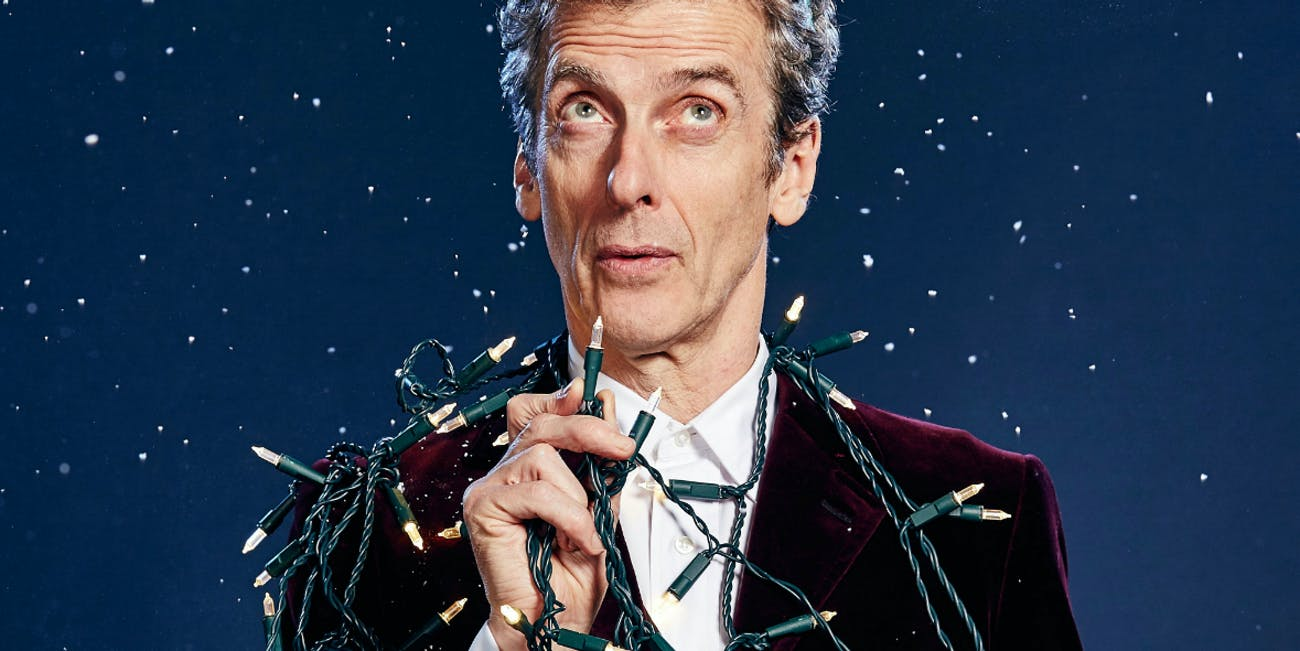 Doctor Who Christmas Special 2016.The Doctor Who Christmas Special Trailer Has Finally