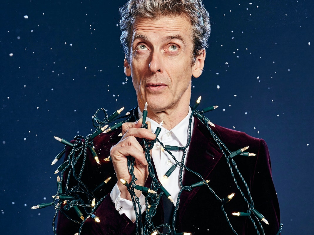 Aliens Threaten Mind Control in 'Doctor Who' Xmas Special Trailer
