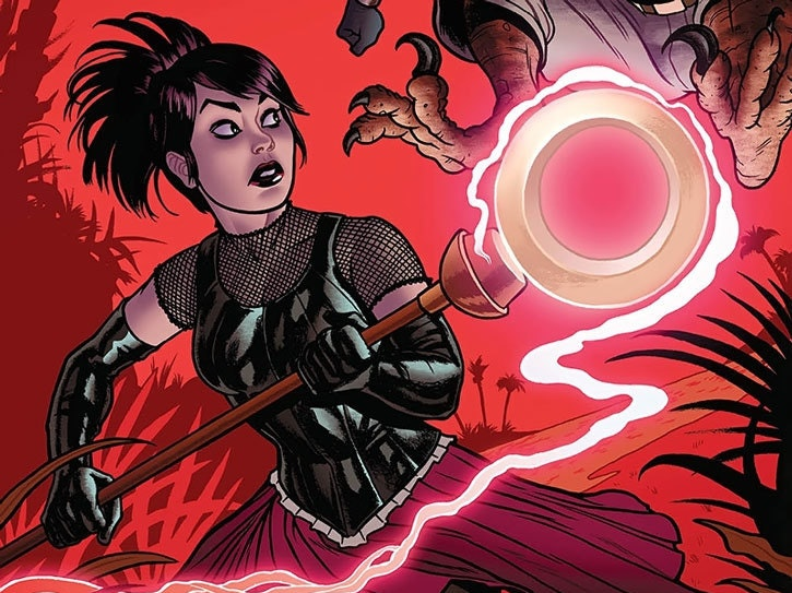 Marvel Just Introduced Nico Minoru in 'Doctor Strange' Toys