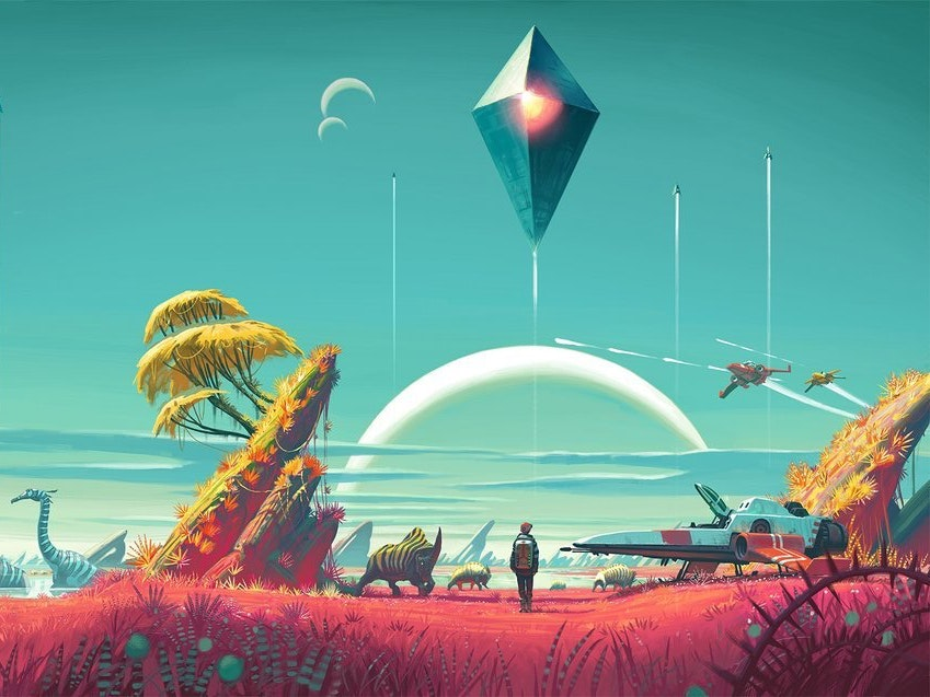 'No Man's Sky' Week 2 Sales Are Not Looking So Hot