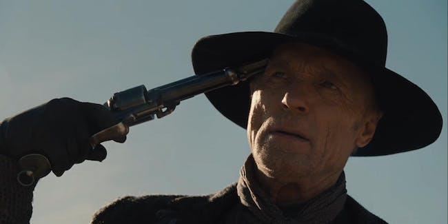 black hat, Westworld