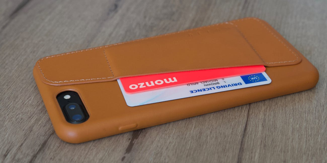 release date 8c175 91c51 Seven Days With Mujjo's Gorgeous Leather Wallet Case for iPhone ...