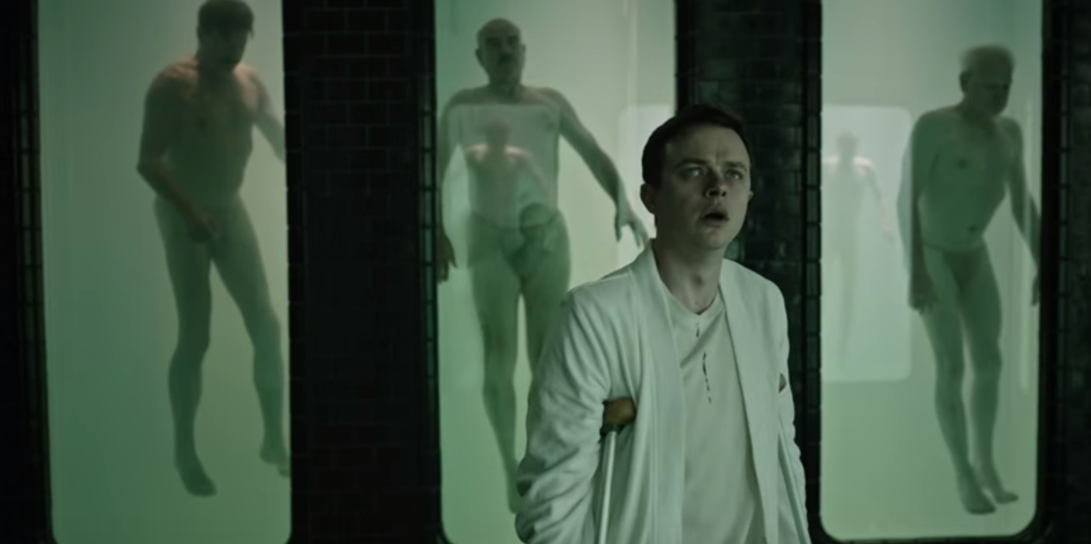 "A still from ""A Cure for Wellness."""