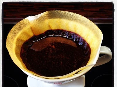 cold brew coffee filter steep