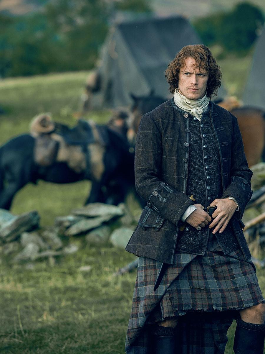 Jaime Fraser will have a tough job in Outlander Season 3