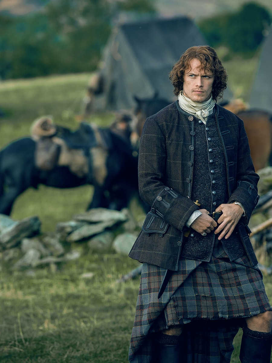 Jaime Fraser will have a tough job in Outlander Season 3