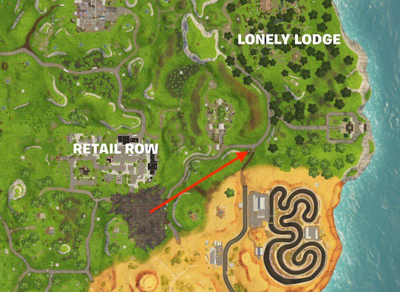 'Fortnite' Week 6 Loading Screen Hunting Party Secret Banner Location