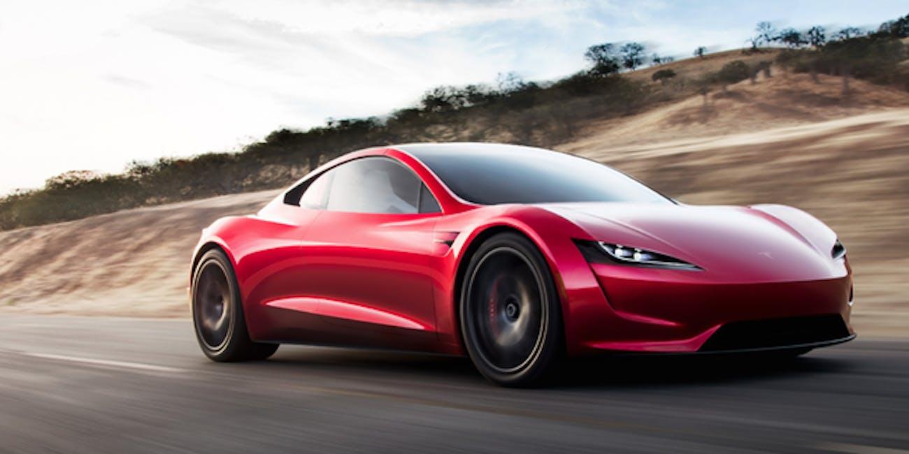 Musk Reads Tesla Roadster 2020 Gets Even Faster Inverse