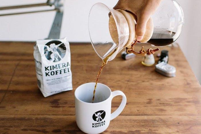 Kimera Nootropic Coffee.