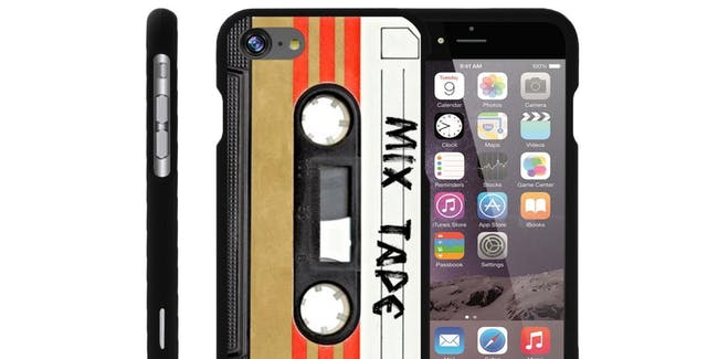 tape iphone case