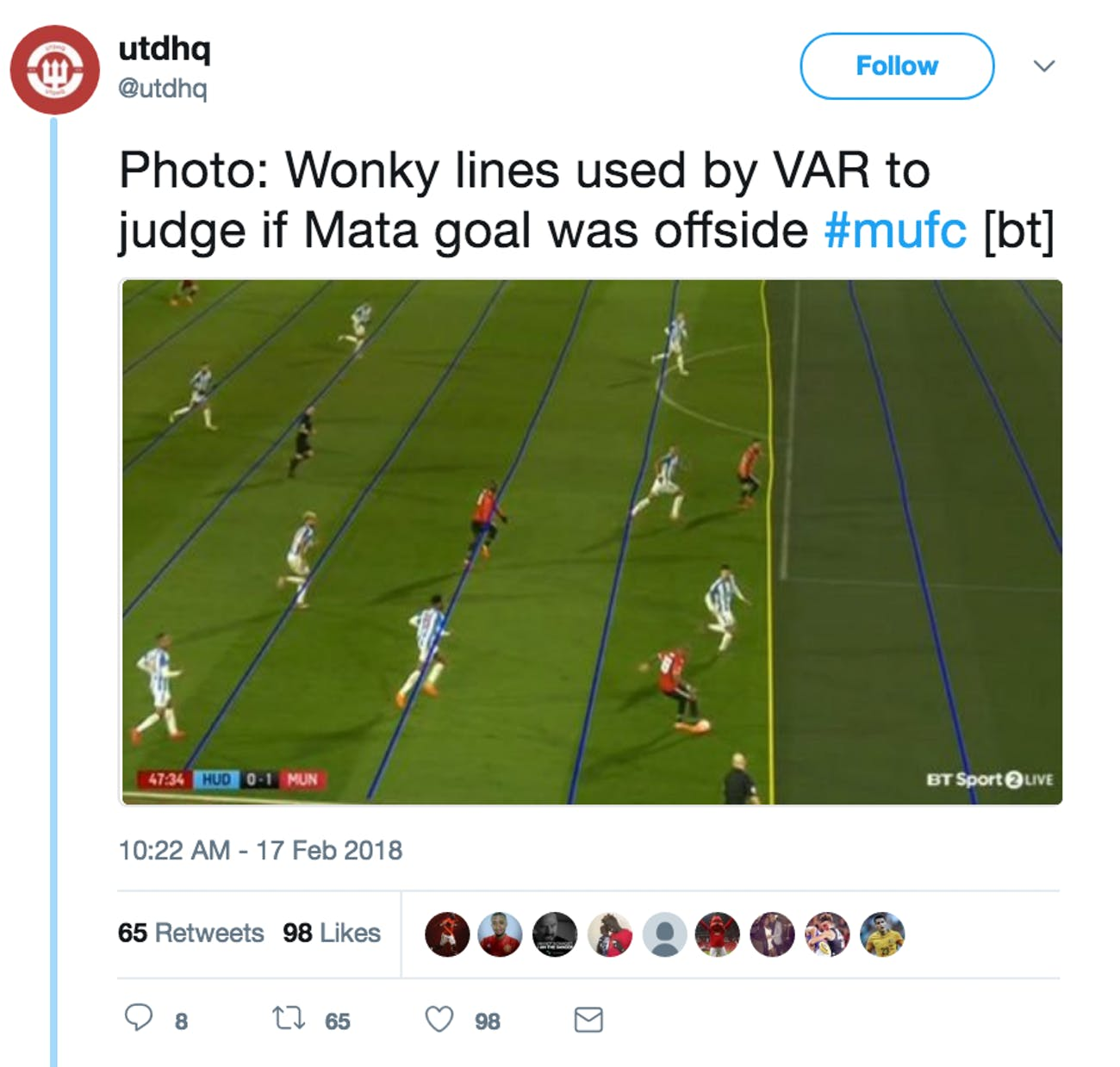 VAR manchester united football club world cup