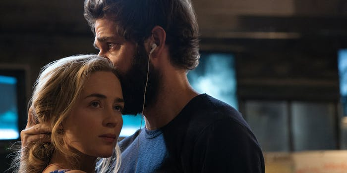'A Quiet Place 2' will have to look very different from the first movie.