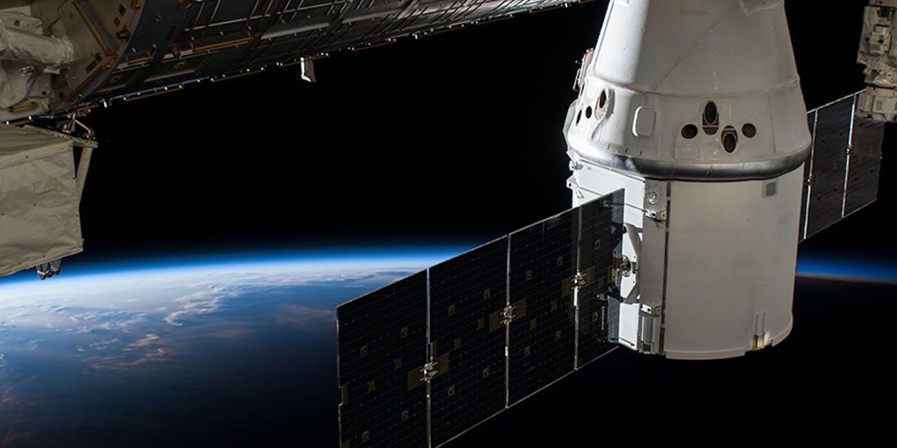 space x dragon