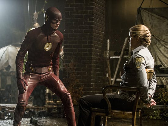 'The Flash' Season 2 Trailer Is Late Hype