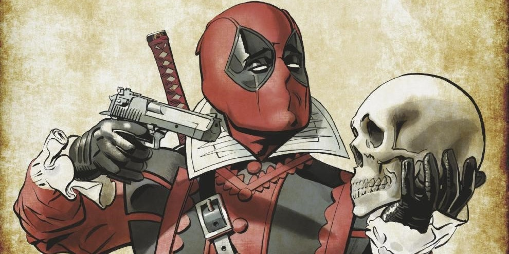 Deadpool Shakespeare