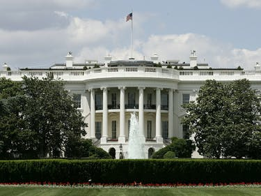 The White House Website Under Trump No Longer Has a Spanish Option