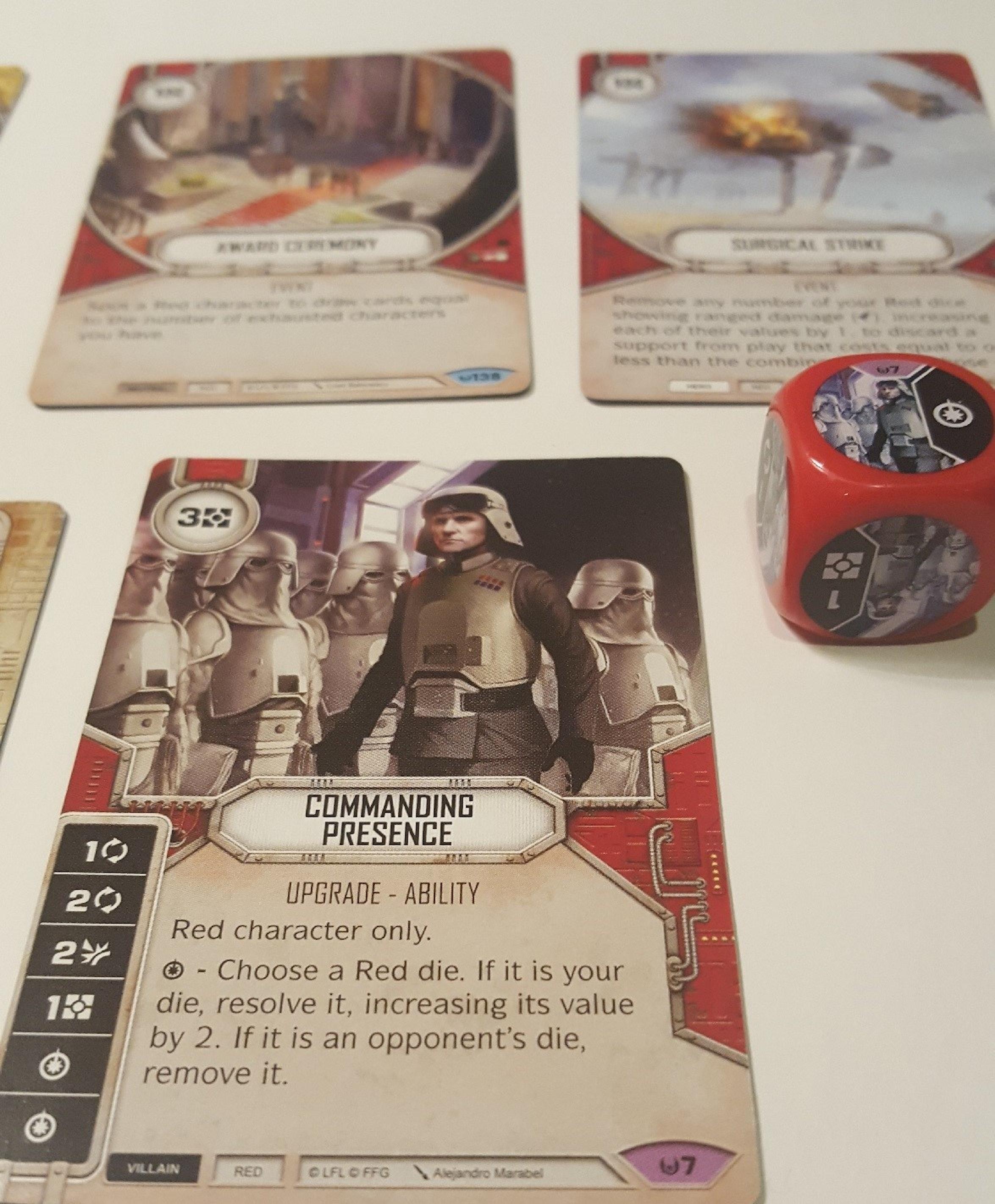 This card seems ... good? General Maximilian Veers, everyone.