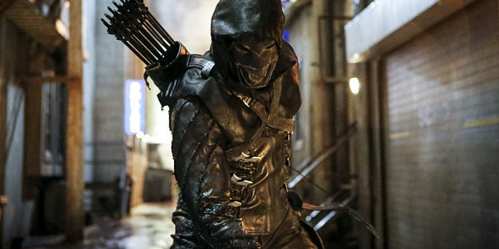 Prometheus Shows Arrow How Truly Depraved He Really Is