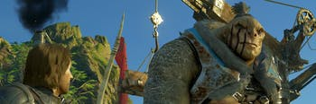 E3 2017 Middle-earth Shadow of War Gameplay Demo Xbox