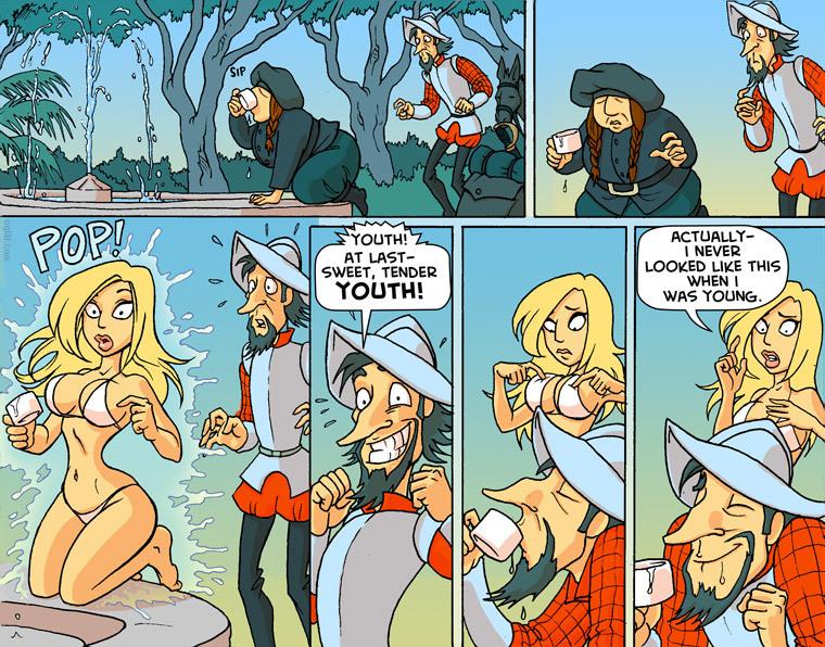 Cartoon Network sex Comic