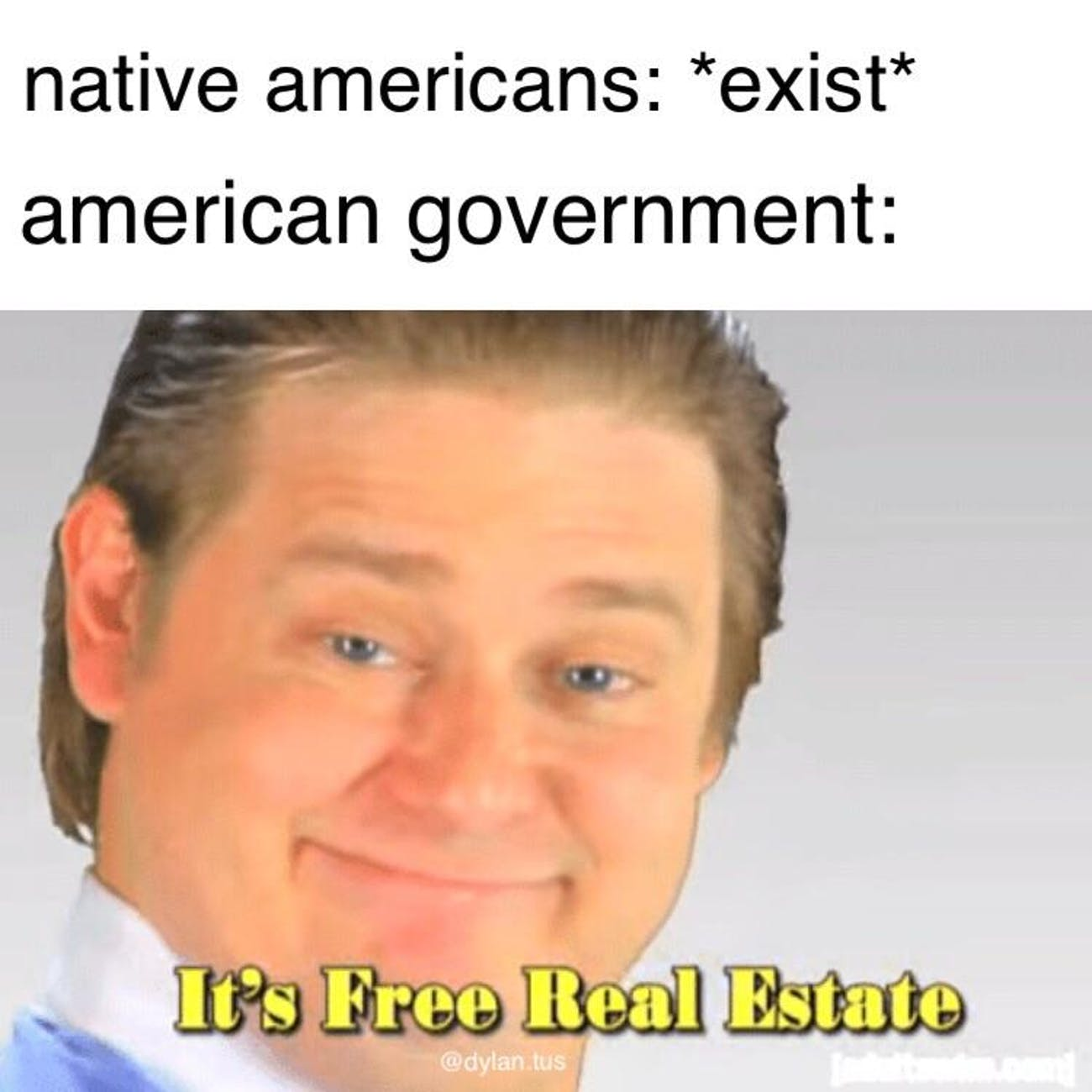 "It's Free Real Estate!"" The 15 Best Memes Based on the"