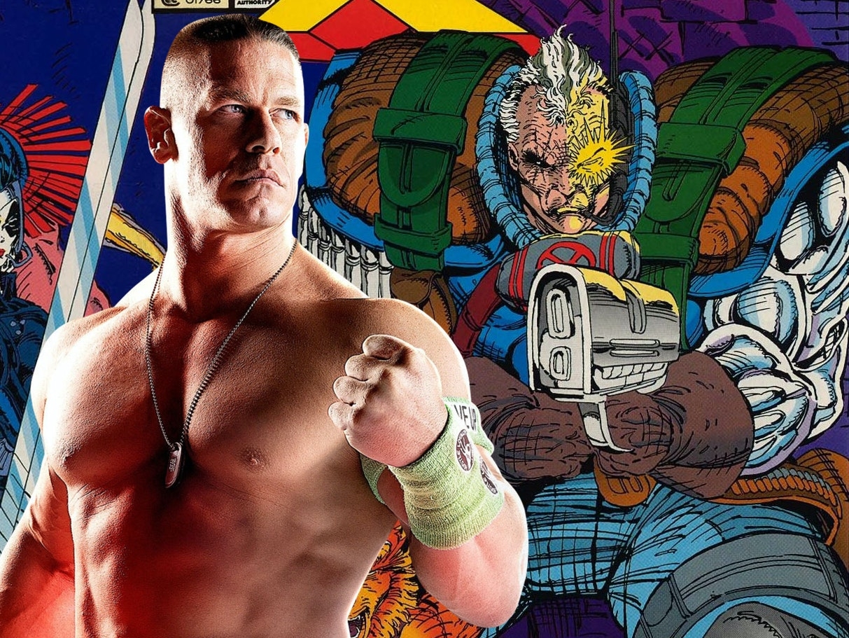 IRL Rob Liefeld Creation John Cena Should Play Cable