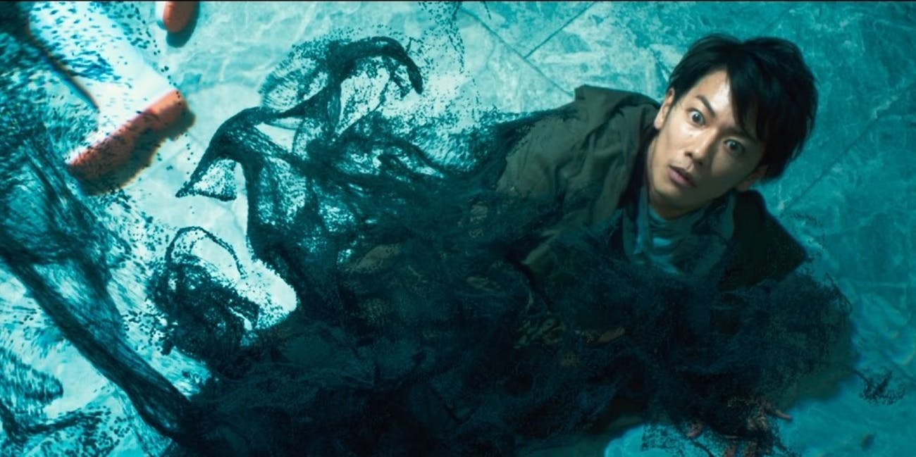Takeru Sato in 'Ajin: Demi Human'