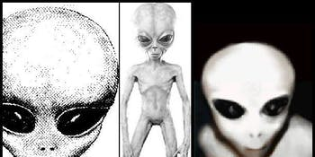 ET1F Aliens: The Greys