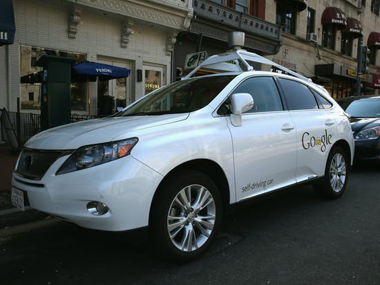 Google Claims Some Responsibility for Its Driverless Car Crashing