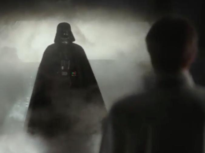 Darth Vader Arrives in Emotional Final 'Rogue One' Trailer