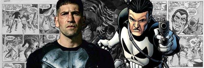 The Punisher Marvel Netflix