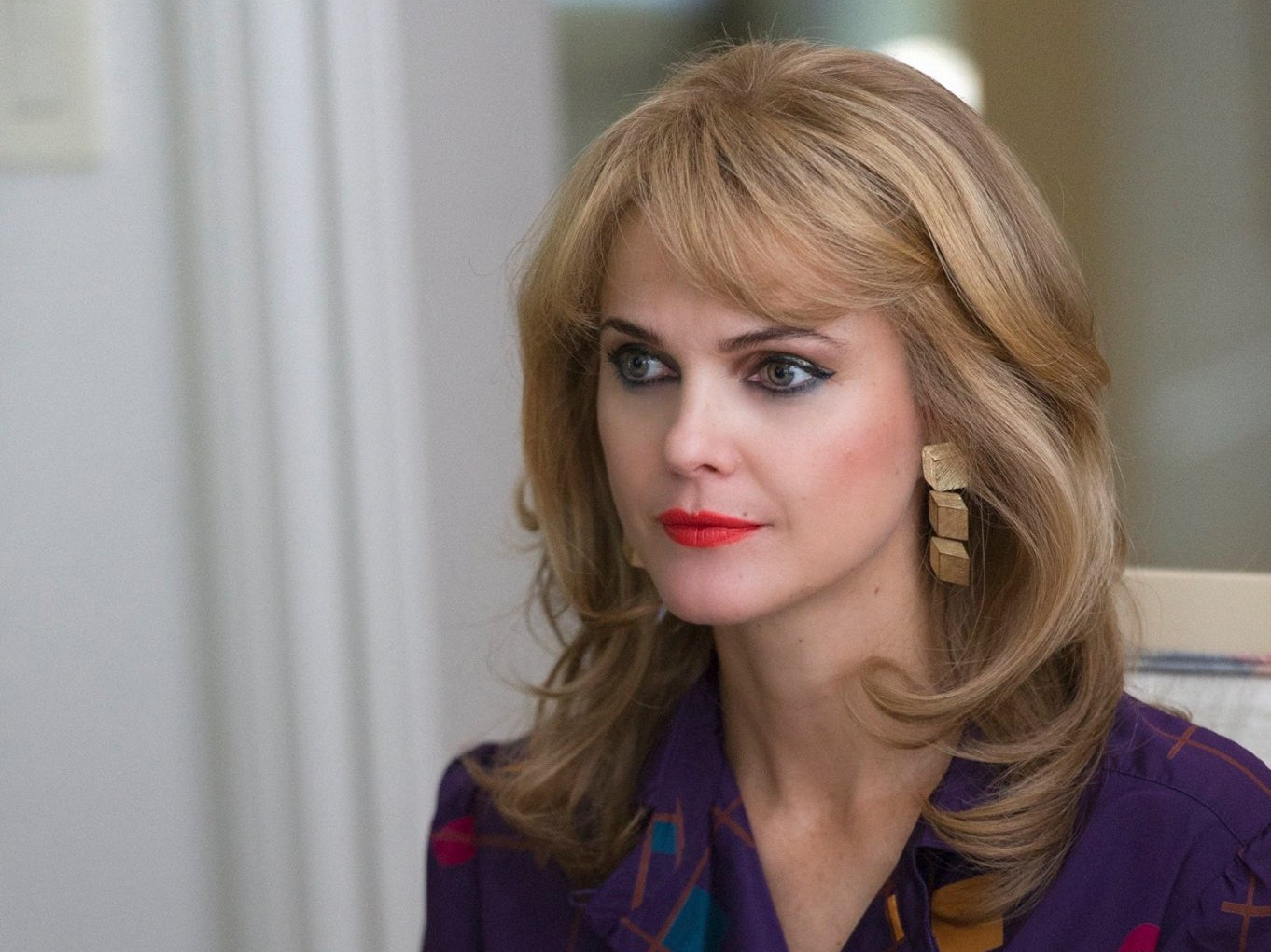 In 'The Americans,' Why is Elizabeth Crying to Pastor Tim?