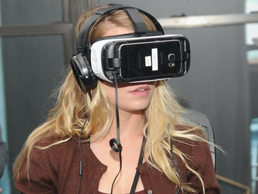A VR Porn Future Could Get Rid of the Need for Condoms