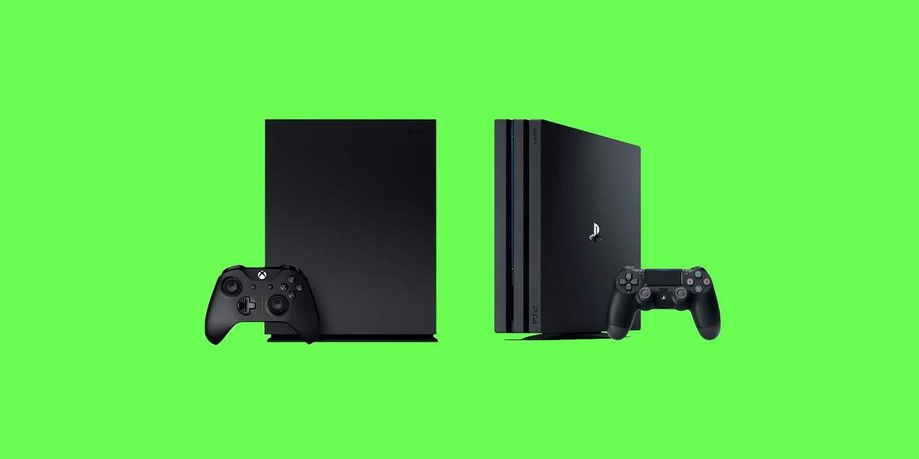 playstation vs xbox consoles video games microsoft sony