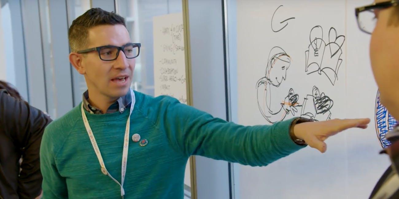 US Teacher Appreciation Week Google Doodle